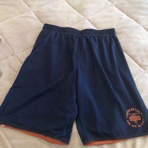 American Eagle mesh shorts